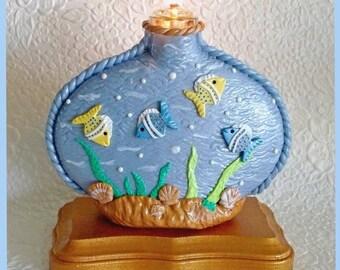 Mini Oil Lamp no.1