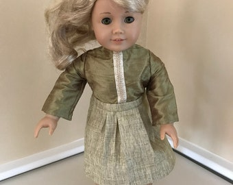 """18"""" doll outfit made to fit an American Girl doll"""