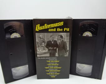 quatermass and the pit VHS Tape