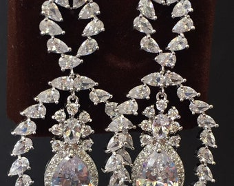 Beautifully crafted special occasion earrings