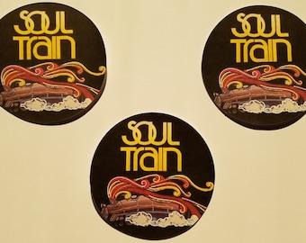 Soul Train Party Cutouts, Set of 4 Soul Train Party Cutouts, 70s Party Cutouts, 70s Party, Soul Train Party Supplies, 70s Party Supplies