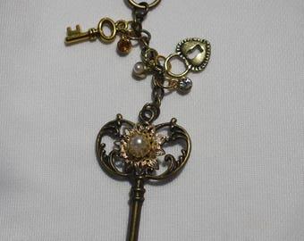 Big flower Key
