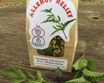 Allergy Relief Herbal Tea