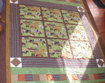 pattern horse quilt applique toni pin design summer breeze whitney