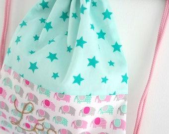 Bag pouch girl ~ custom