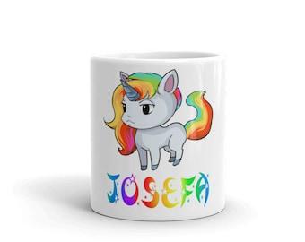 Josefa Unicorn Mug