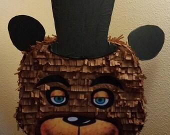 Five Nights At Freddy's pinata