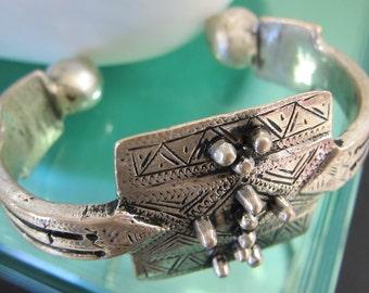 Tuareg Khal Khal Old Tribal Upperarm Bracelet Anklet Mauretanie