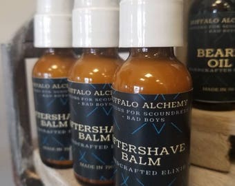 AFTERSHAVE BALM Aftershave Lotion