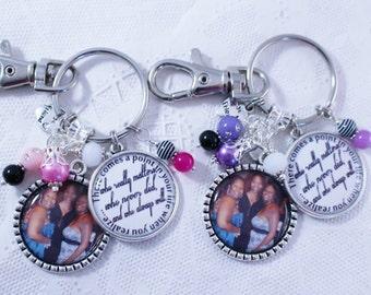 BEST FRIEND GIFT, Bff Gift, Best Friend Jewelry, Best Friend Gifts, Best Friend Keychain, Bff Jewelry, Bff Keychain, Bestie Gift, Bestie