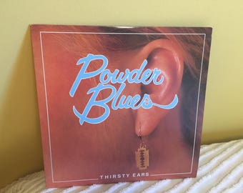 Powder Blues Thirsty Ears Record Album Vinyl NEAR MINT condition