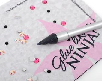 Wax Replacement Tip for Crystal KATANA Rhinestone Picker Tool, created by Crystal Ninja tol0446