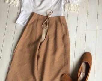 Late 1930's Maternity Skirt