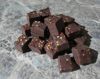 375g/750g Chilli Chocolate Fudge