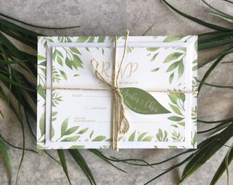 Tropical Love - Wedding Invitation Bundles