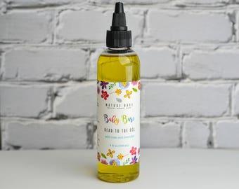 Baby Gift, Baby Oil, Baby Skincare, Baby Body Oil, Minimalist Baby, Skincare Oil, Hair Oil, Organic Massage Oil, Lavender Oil, Massage Oil,