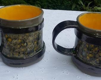 Fireflies and Steel Mugs