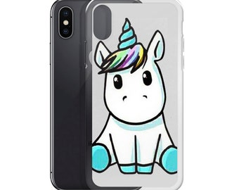 iPhone Case- cell phone cases- iphone- iphone 6 - iphone 6 plus - iphone 7/8 plus , iphone x -iphone unicorn case- unicorn