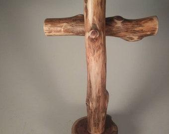 Red ceder cross