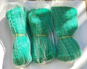 3 Set garden netting