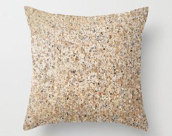 Photo Pillow Cover Decorative Concrete Pillow Urban Pillow Cover Texture Pillow
