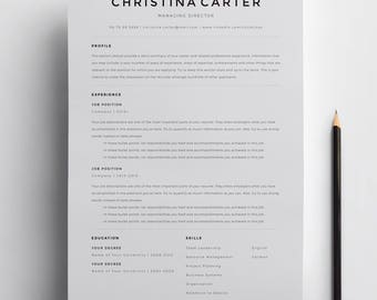 clean resume design kleo beachfix co