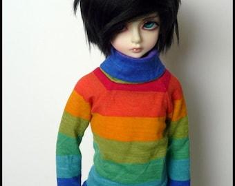 Custom MSD Turtleneck Shirt [Your color choice!]