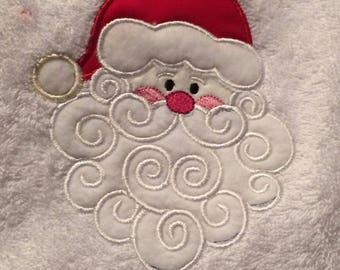 Curly Santa