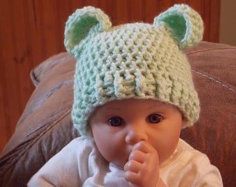 Baby Bear Beanie