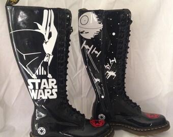 SW Custom Boots