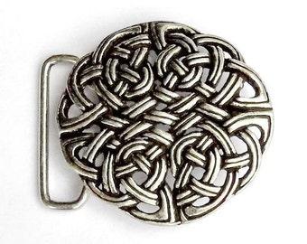 Buckle with Celtic knotwork - [09 Buck 4 KK:]
