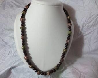 Fancy Flora necklace