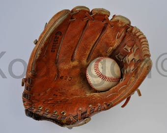 Baseball and glove Photography , baseball photo , baseball photography