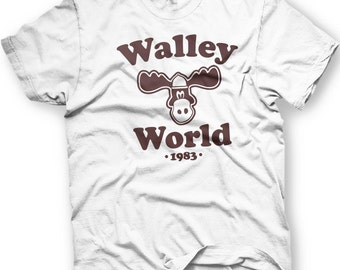 Walley World - National Lampoons Vacation Movie - Chevy Chase - Moose -1980's