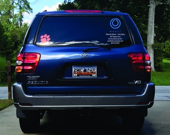 FREE SHIPPING!!! Monat Car Decal with Personalization