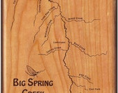 Fly Fishing Box -BIG SPRI...