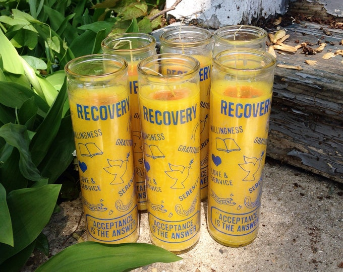 Recovery veladora *7-Day Candle*