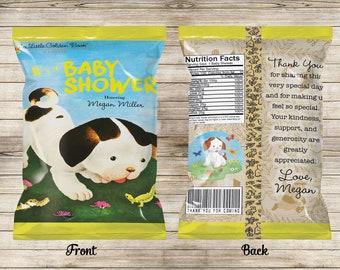 Storybook Blocks The Poky Little
