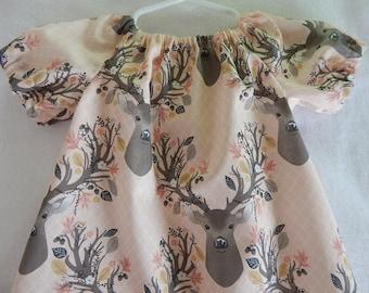Deer Horn dress**stag antler deer horn**stag horn dress**stag horn girl**deer horn dress**baby stag horn