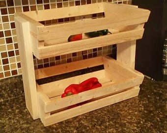 Fruit and Vegetable Rack