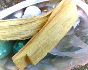 Sustainably Harvested Organic Palo Santo Sticks