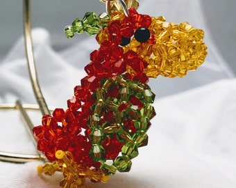 The Great Parrot Charm FREE SHIPPING