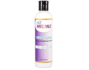 Thirsty Curls Moisturizing Strengthening Conditioner