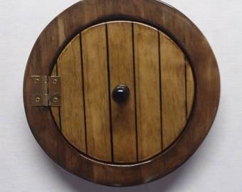 Wooden Hobbit Door - Small