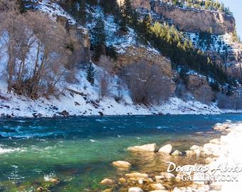 Winter River Run