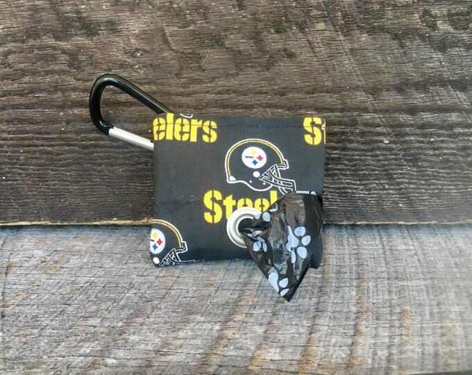 Steelers Poop Bag Pouch