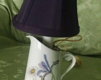 Iris Lamp/ Night Light