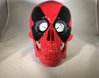 Deadpool Skull