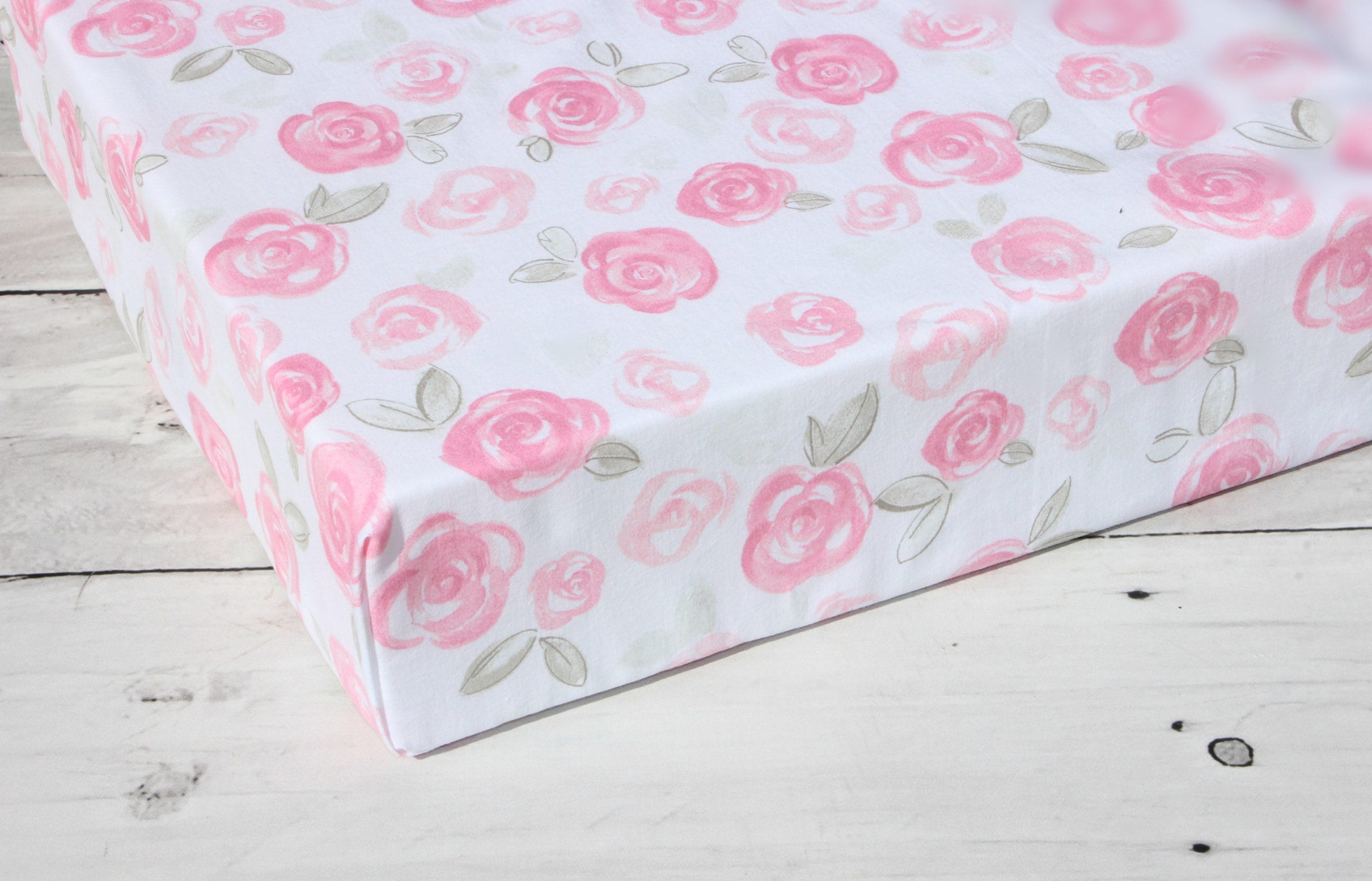 baby set collection s floral lane girl caden mint coral colette products cribs bumperless colettes bedding crib