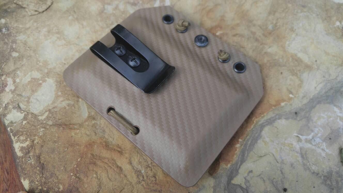 Tactical walletcard holderbusiness card case new with steel tactical walletcard holderbusiness card case new with steel money clip custom kydex hand made in usa colourmoves